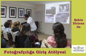 Fotoğrafa Giriş
