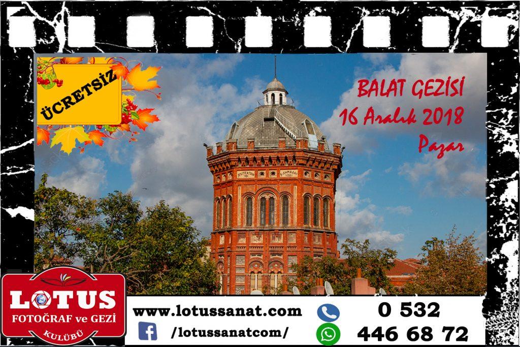 Balat fotoğraf ve kültür gezisi